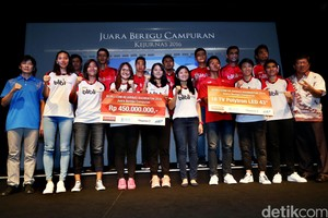 Djarum Foundation Guyur Bonus Atlet Berprestasi 2016