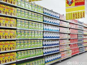Beragam Promo Susu Anak di Transmart dan Carrefour
