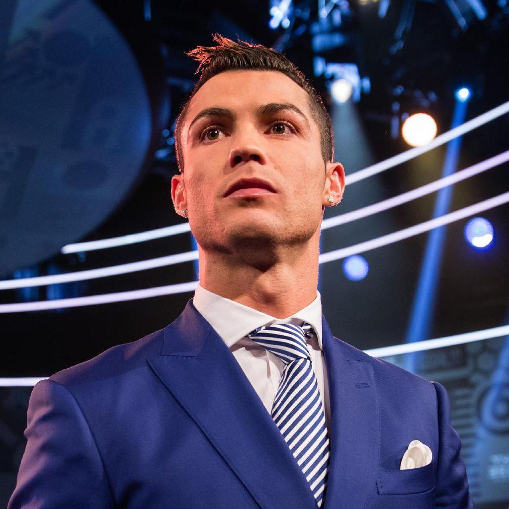 Kalahkan Messi dan LeBron, Ronaldo Atlet Berpendapatan Tertinggi 2016