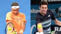 Menanti Duel Seru Nadal vs Raonic