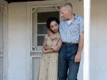 Ruth Negga juga berhasil masuk nominasi tersebut setelah peran apiknya yang membuat kita hanyut dalam film Loving yang berasal dari kisah nyata antara Richard dan Mildred Loving. (Dok. Ben Rothstein/Focus Features)