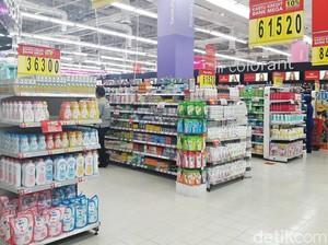 Aneka Diskon Peralatan Mandi di Transmart dan Carrefour