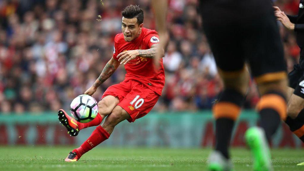 Coutinho Disarankan Jangan Tinggalkan Liverpool
