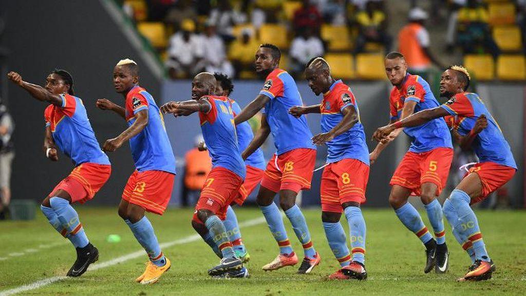 Republik Demokratik Kongo dan Maroko Melaju ke Perempatfinal