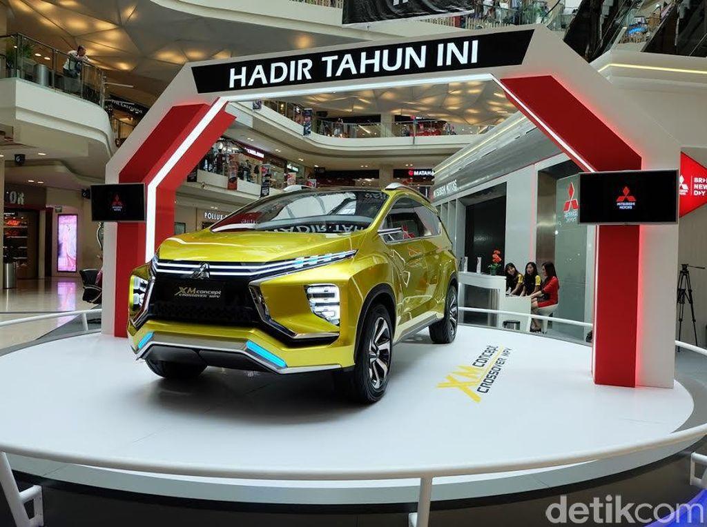 Mitsubishi XM Concept Dipamerkan di Semarang