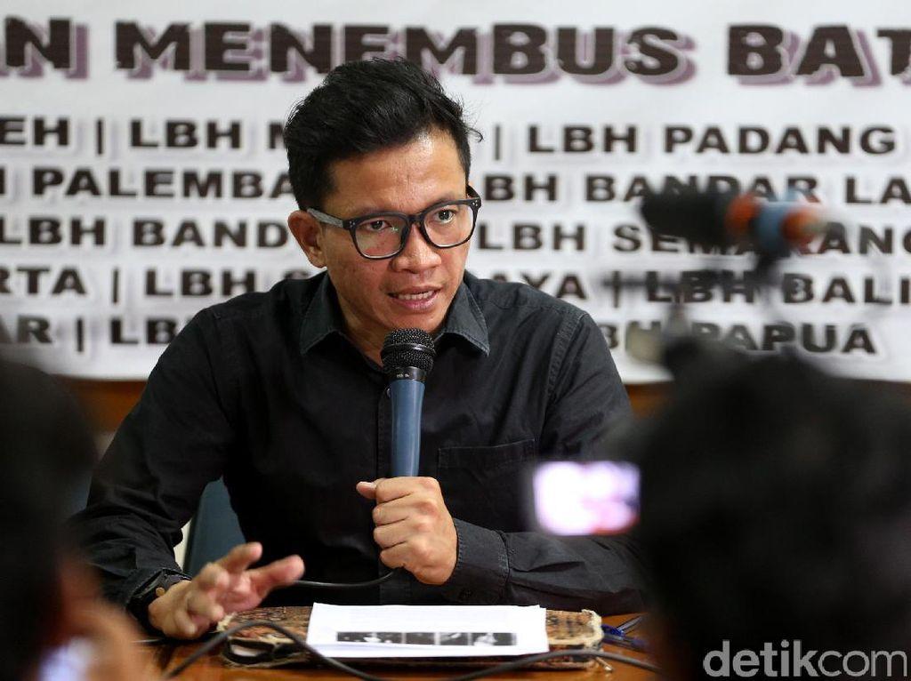 Amnesty International Minta Polisi Tangkap Pelaku Teror Novel