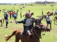 Pasola, pameran berkuda di Sumba yang populer diseluruh dunia (Ihsan Asri/d'Traveler)