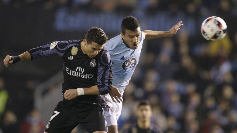 Madrid Disingkirkan Celta Vigo