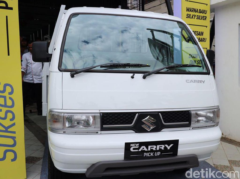 Harga Part Recall Suzuki Carry Cuma Rp 52 Ribu