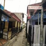 Unik! Satu Kampung di Bandung Ini Gangnya Pakai Merek Kendaraan