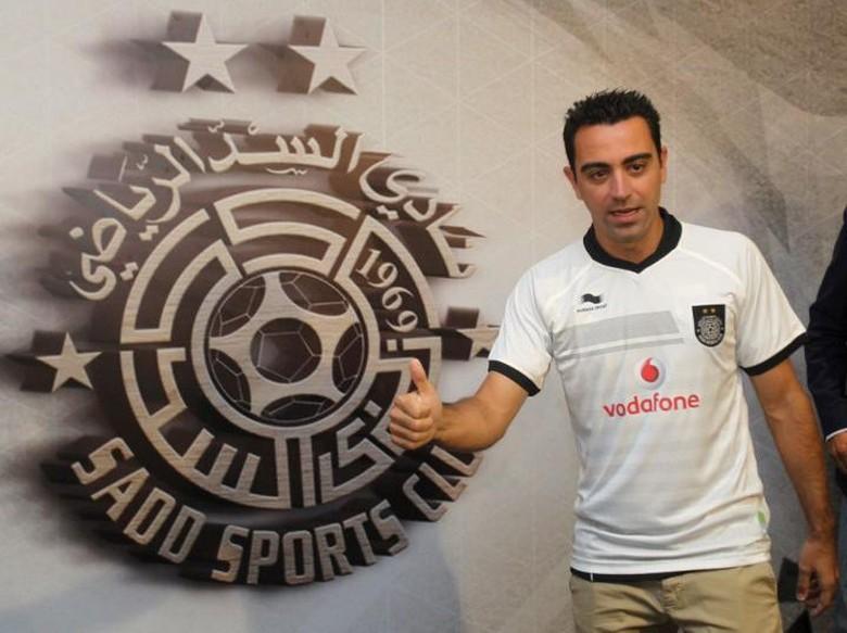 Xavi: Proses Jadi Pelatih Barca Butuh Waktu yang Lama