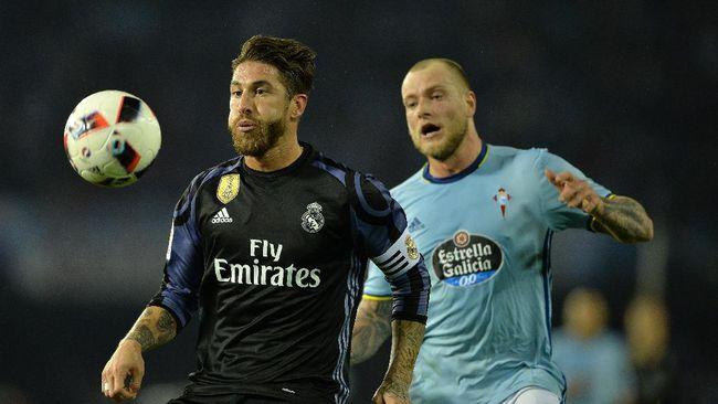 Madrid Belum Terbebas dari Hasil Naik Turun, Ramos Tak Khawatir