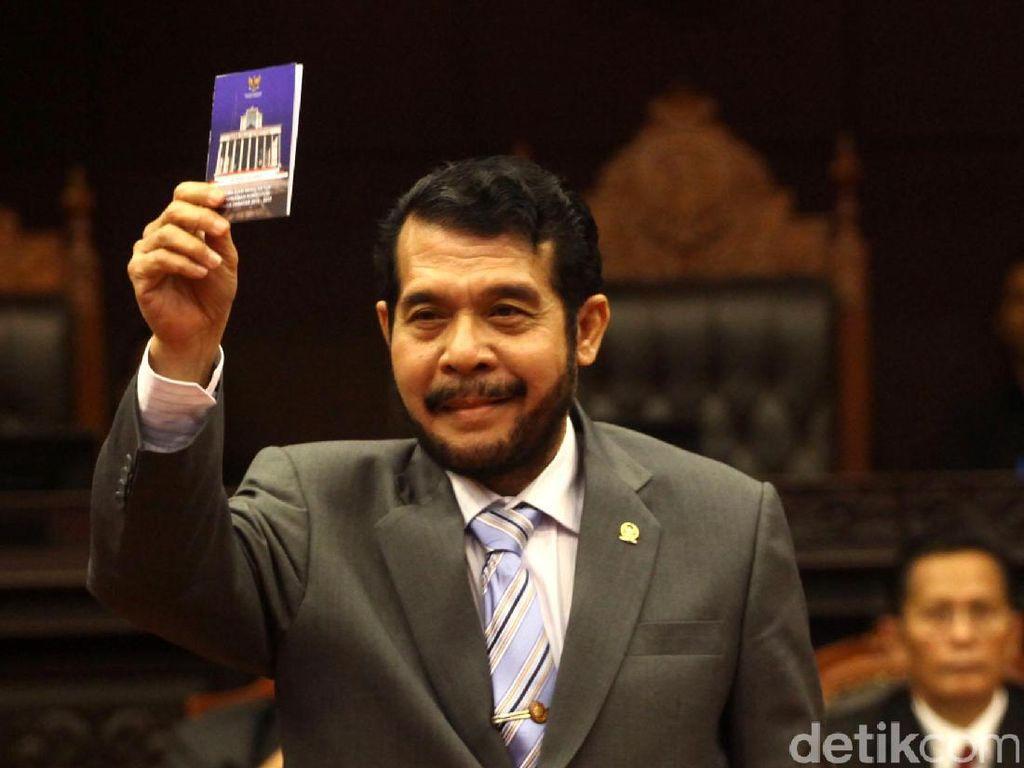 Anwar Usman Jadi Ketua MK