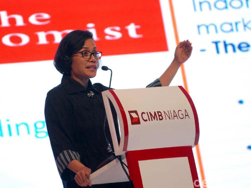 Langkah Sri Mulyani Bereskan Soal Lagu Lama Pembangunan Nasional