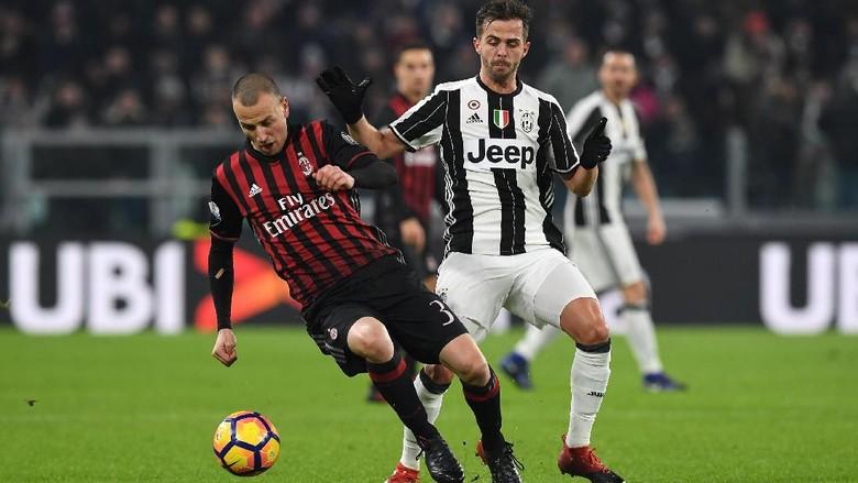 Kalahkan Milan, Juventus Maju ke Semifinal