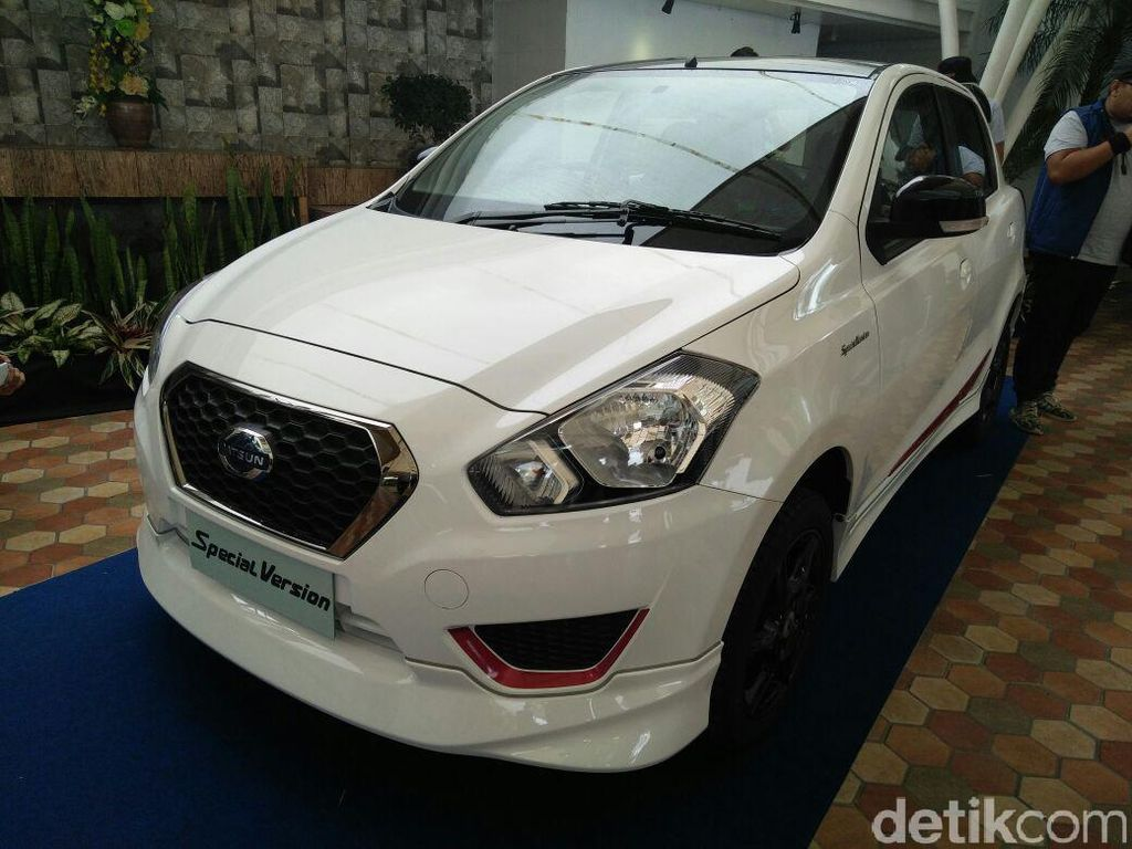 Datsun GO Panca Special Version Nih..