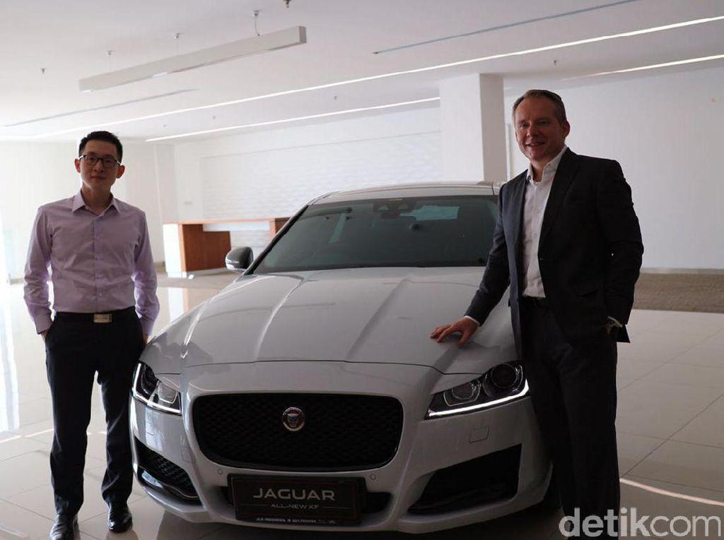 Dinamai Hitam Tapi Warnanya Putih, Ini Jawaban Jaguar Soal New XF