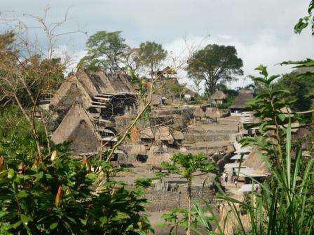 7 Desa Tertinggi di Indonesia