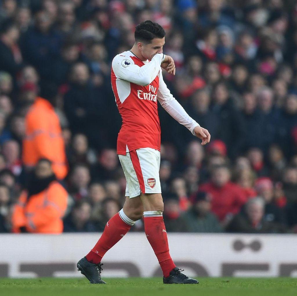 Ekspektasi di Arsenal Memang Sangat Tinggi