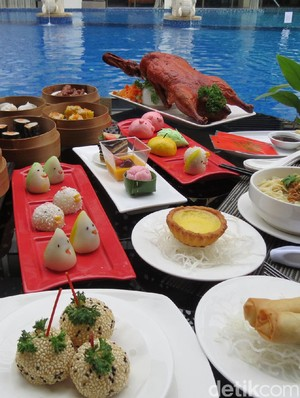 Wow! Pesta Kuliner China di The Trans Resort Bali Setiap Minggu
