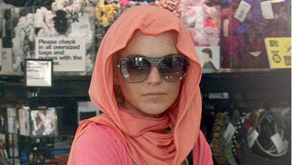 Lindsay Lohan yang Makin Mempesona