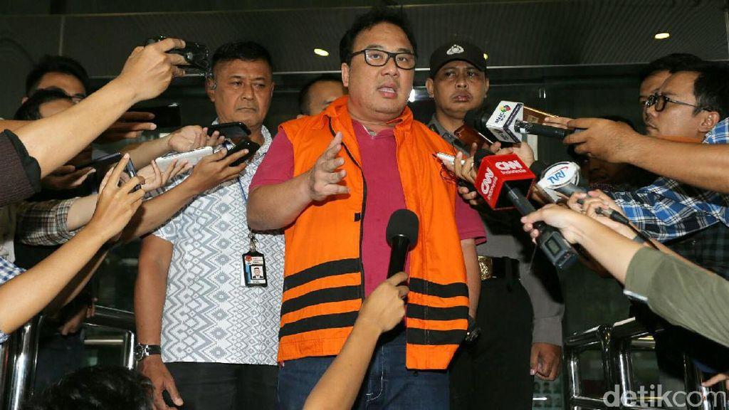 Basuki Penyuap Patrialis Akbar Jalani Pemeriksaan Perdana