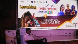 Lombok Sumbawa Great Sale 2017 Bidik Transaksi Rp 10 Miliar