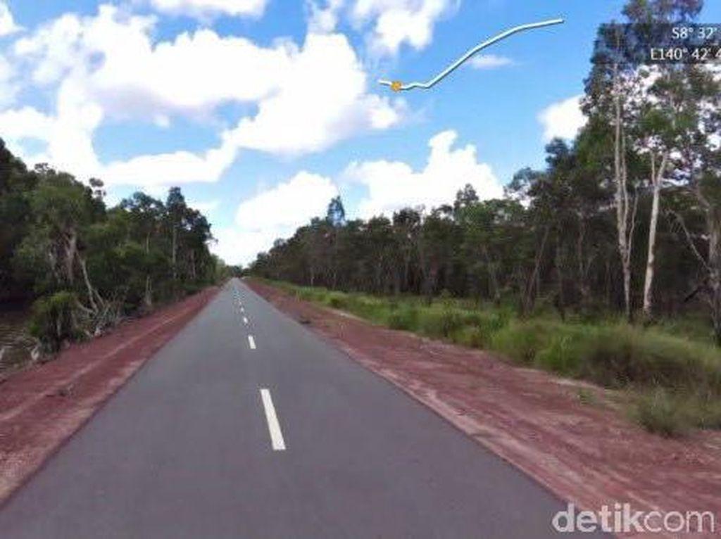 Rampung di 2019, Jalan Trans Papua Pangkas Ketimpangan Ekonomi