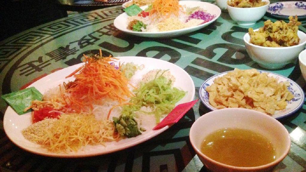 Ada Kreasi Yee Shang dengan Kepiting Soka dalam Shifu Lunar Specials