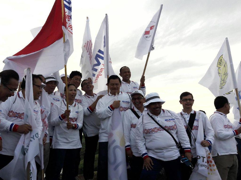 Benarkah Jokowi Mobilisasi Karyawan BUMN untuk Kampanye?