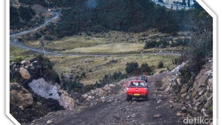 Jalan Trans Papua Telah Tersambung 3.851 Kilometer