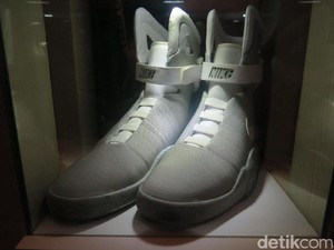 Ada <i>Sneaker</i> Rp 150 Juta di Jakarta Sneaker Day, Seperti Apa?