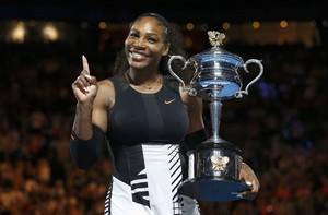 Serena Juara Australia Terbuka 2017