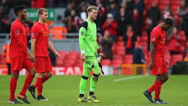 Soal Performa Buruk Liverpool, Conte: Mereka Tak Beruntung