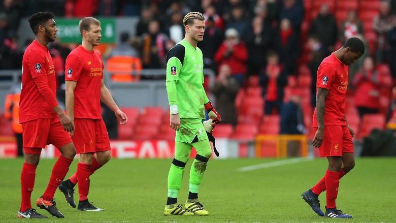 Tiga Kekalahan Beruntun Pengaruhi Mood Liverpool