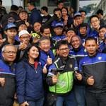 Yamaha Indonesia Lepas 100 Peserta Maxi Turing