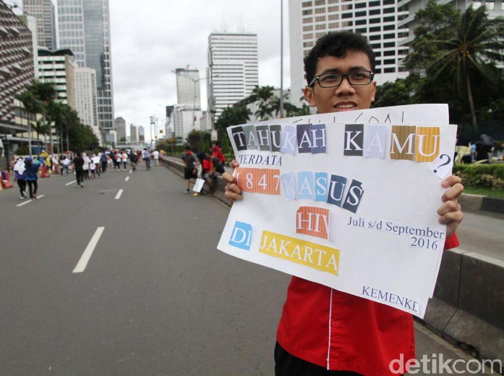 Sosialisasi HIV dan AIDS