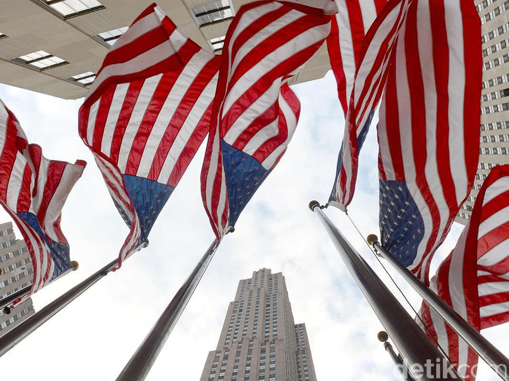 860 Ribu Orang AS Ajukan Klaim Tunjangan Pengangguran