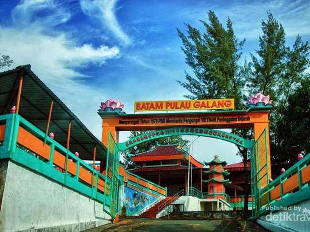 Mengenal Pulau Galang yang Disebut Jokowi Bakal Jadi RS Corona