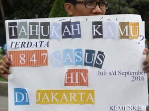 Stigma pada ODHA Bikin Masyarakat Enggan Terbuka Soal HIV-AIDS