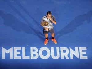 Jangankan Juara, Federer pun Tak Menduga Jumpa Nadal di Final