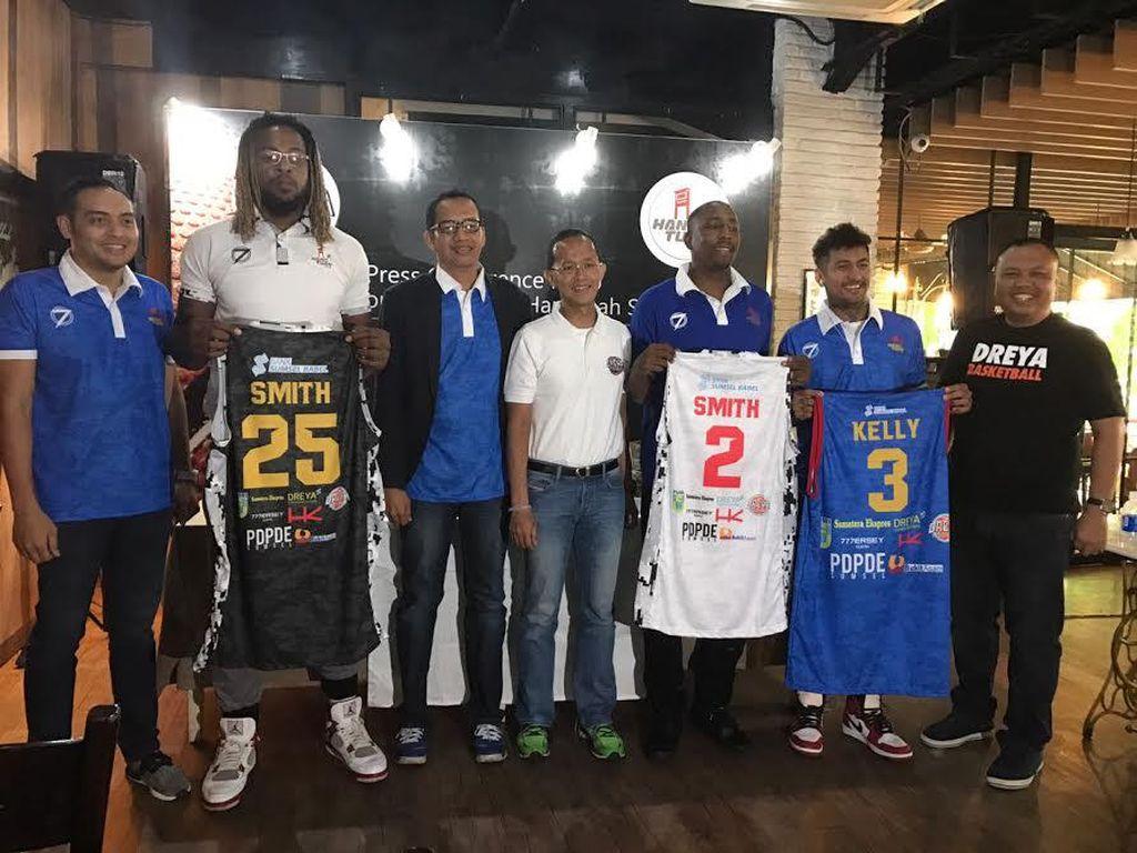 Hangtuah Sediakan 2 Ribu Tiket Semifinal IBL di Batam