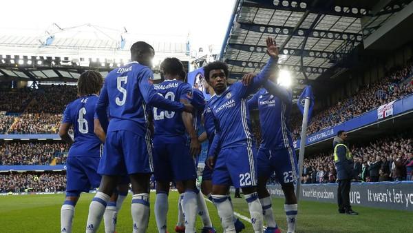 Jika Kalahkan Arsenal, Chelsea Punya Kendali Penuh pada Gelar Juara