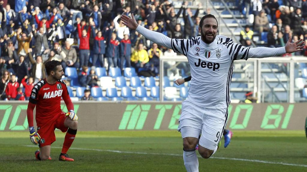 Foto-Foto Giornata 22: Juventus Menjauh, Inter Milan On Fire