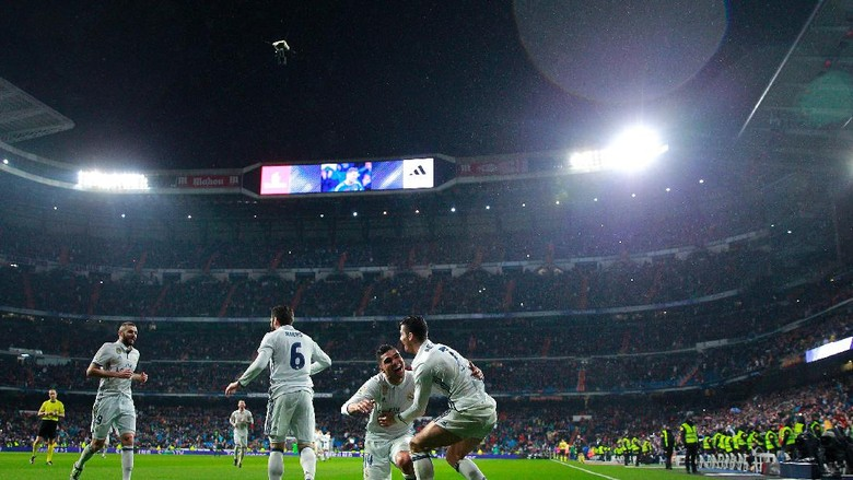 Madrid Memang Pantas Jadi Juara Liga Asalkan...