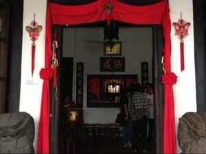 Museum Peranakan Tionghoa di Tengah Pasar Lama Tangerang
