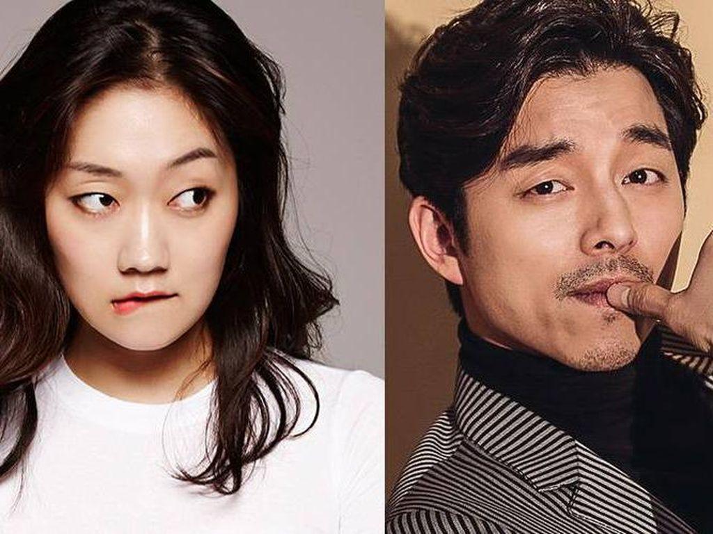Gong Yoo Ucapkan Ulang Tahun pada Park Kyung Hye