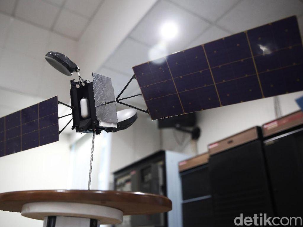 Duet Lapan, Telkomsat & Tel-U Kembangkan Satelit Orbit Rendah