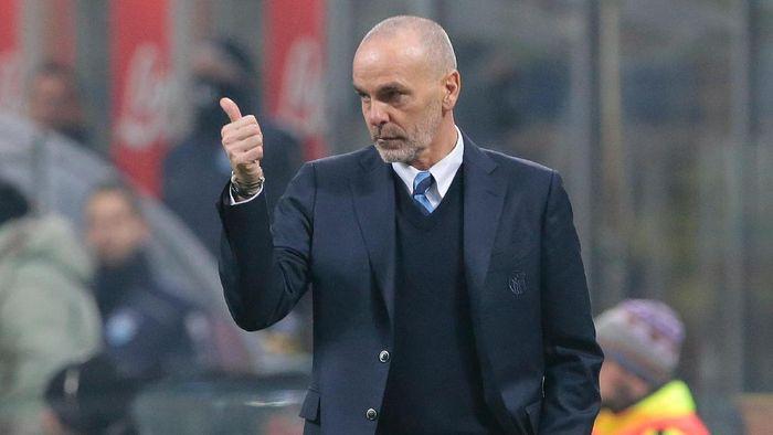 Stefano Pioli resmi jadi pelatih baru AC Milan (Emilio Andreoli/Getty Images)
