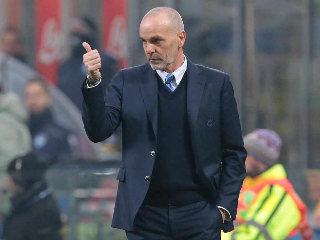 AC Milan Resmi Kontrak Stefano Pioli
